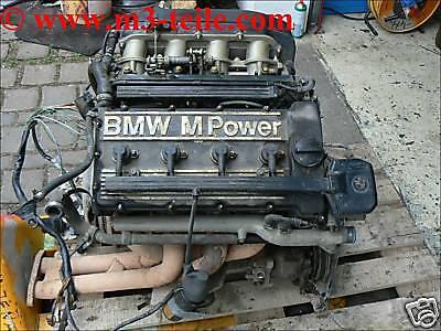 BMW M3 E30 Motor S14 320is engine Triebwerk S14B20 nicht S14b23 Moteur Rallye  (E30-motor)