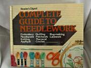 Readers Digest Complete Guide to Needlework