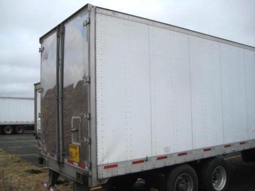 53 Dry Van Trailers For Sale By Owner >> 53 Trailer Ebay