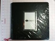 Creative Memories 12x12 Album Black