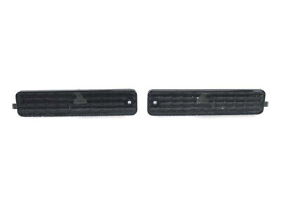 DEPO Smoke Rear Bumper Side Marker Pair For 1993-2002 Pontiac Firebird Trans AM