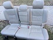 Lexus GX470 Seats