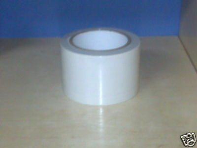 1 Roll Vinyl Tape - White - 3 72mm X 108 Ft