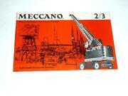 Meccano Book