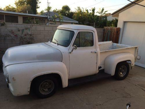 1956 Ford F100 For Sale Craigslist >> Ford F100 Parts | eBay