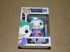 FUNKO, POP, THE JOKER, BATMAN THE ANIMATED SERIES HEROES #155