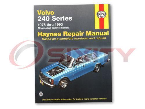 Volvo 240 New Used Dl Wagons Parts Ebay: 1985 Volvo 244 Dl Wiring Diagram Book At Bitobe.net