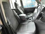 Discovery Leather Seats