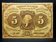 Fractional Currency First Issue