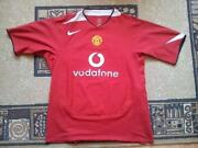 Manchester United Shirt 2006