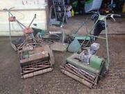 Atco Cylinder Mower