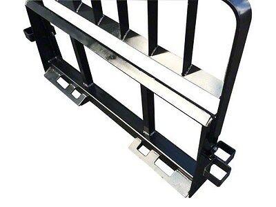 Pallet Fork Carriage Frame For Skid Steer 4000 Lbs Bobcat New Holand