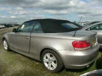 2010 (60) BMW 118D SE CONVERTIBLE BREAKING SPARES PARTS