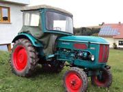 Hanomag Traktor Schlepper