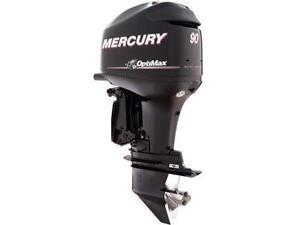 90 Hp Mercury Outboard >> 90 Hp Outboard Motor Ebay