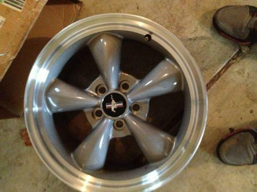 Used Mustang Bullitt Wheels Ebay