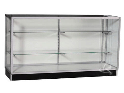 "70"" Extra Vision Showcase Display Case Store Fixture Knocked Down #KD6G"
