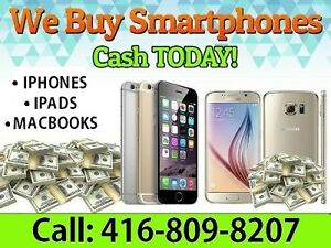 TOP ♦ Cash ♦ For ♦ Your ♦ iPhone 5, 5s, 6, ♦ ALL iPad Models!!