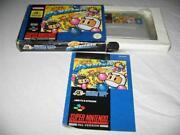 SNES Bomberman