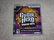 Guitar Hero Smash Hits PS3