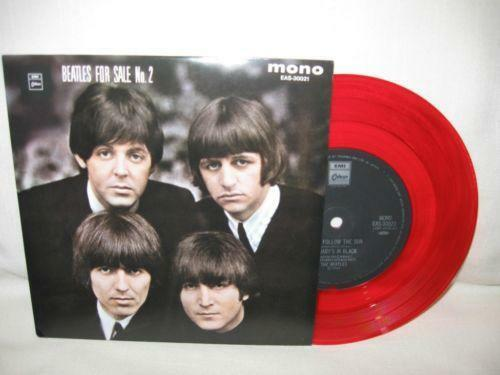 Beatles For Sale Vinyl Records Ebay