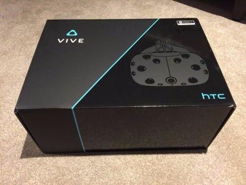 HTC VIVE - Virtual Reality VR Headset