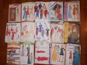 Vintage Sewing Patterns Lot