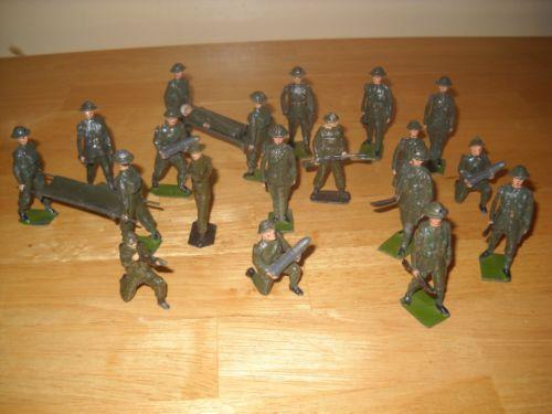 Army Toys Color : Vintage army toys ebay
