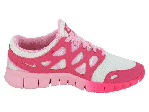 nike free run 2 women pink ebay. Black Bedroom Furniture Sets. Home Design Ideas