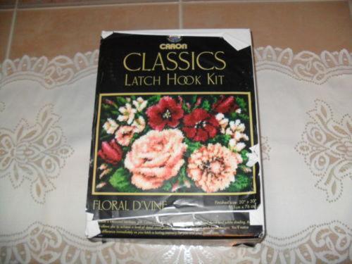 Latch Hook Kits Ebay