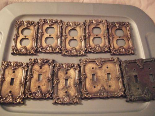 Antique Electrical Outlet Ebay