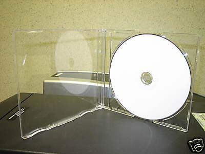 1 7.2mm Maxi Slim Single Cd Jewel Case J Card Psc17