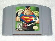 Nintendo 64 Superman
