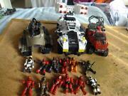 Halo Mega Bloks Figures