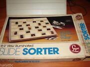 Slide Sorter