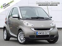 Smart ForTwo CABRIO PASSION CDI 45BHP (grey) 2009