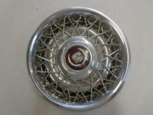 Cadillac Wire Wheel Covers