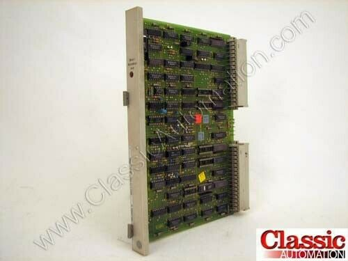Siemens| 6DS1113-8BA | Central Processor Memory Module (new)