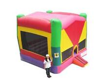 Commercial Jumping Castle 4 x 4m Dakabin Pine Rivers Area Preview