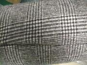 Grey Wool Fabric