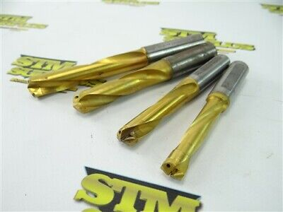 FREE SHIPPING SOLID CARBIDE DRILL .191 DIAMETER COATED