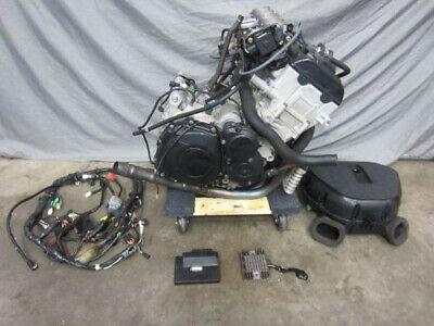 Suzuki GSXR 1000 (K3/K4) Complete Engine Kit with all required attachments