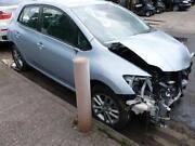 Toyota Auris Breaking