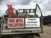Rubbish/Scrap Metal collection £££ PAY CASH for COPPER,COOPER,COOPER,COOPER