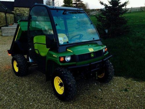 John Deere Gator Agriculture Farming Ebay