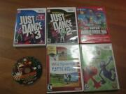 Just Dance Wii Lot