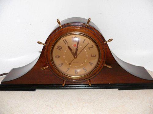 Warren Clock Ebay