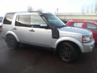 2011 11 LAND ROVER DISCOVERY 4 3.0SD V6 AUTO 2011 GS DIESEL