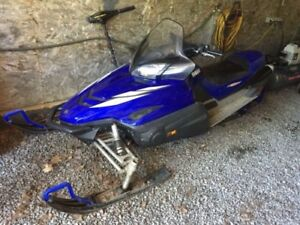 2 Snowmobiles to trade or sell