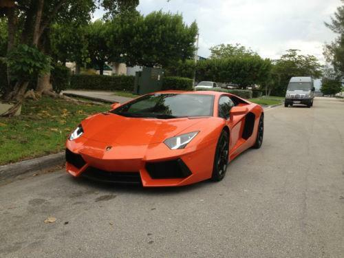 Car Carrier For Sale >> Lamborghini Aventador | eBay